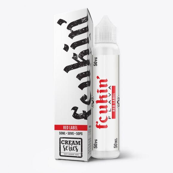 Fcukin Flava Cream Series Red Label