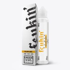 Fcukin Flava Cream series yellow label