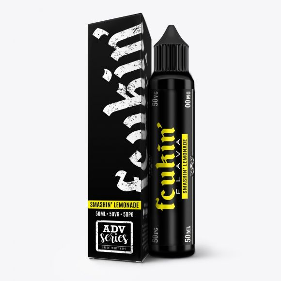 Fcukin Flava ADV Series Smashin Lemonade