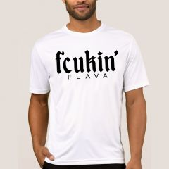 Fcukin' Flava Premium T-shirt – White